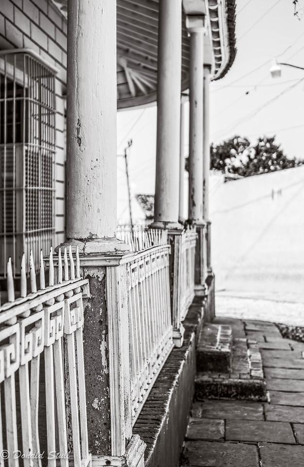 Wonky.  Trinidad, Cuba