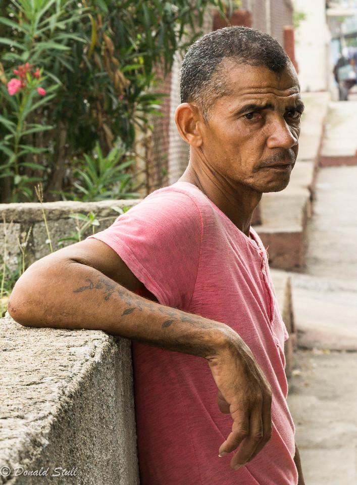Hanging out.  Cienfuegos, Cuba