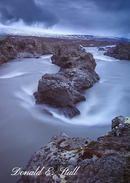 Lower Goðafoss