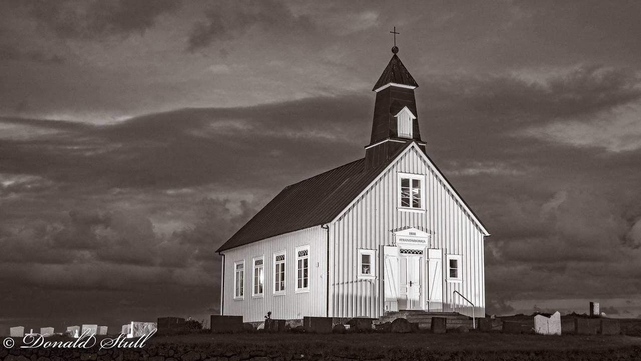 Strandarkirkja.  South Iceland