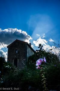 Poujols/Lodeve, Languedoc-Rousillon, South of France