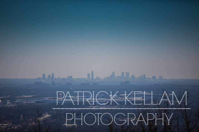 Kennesaw Mountian-January 2013