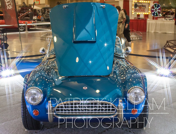 2013 O'Riley Auto Parts World Of Wheels Auto Show