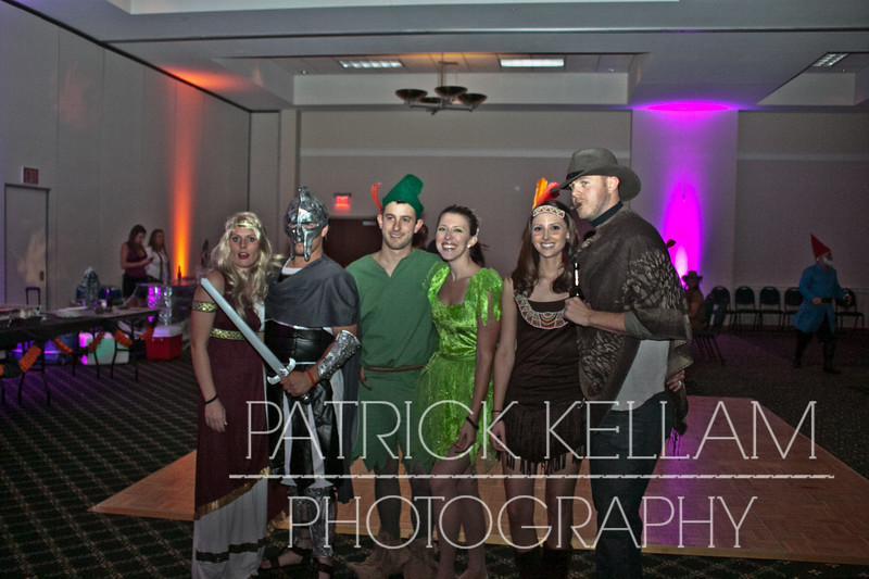 Halloween Costume Party 2011