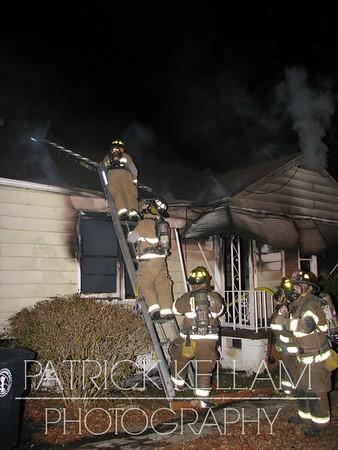 Bermuda Avenue House Fire - East Ridge, TN