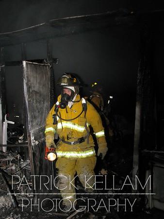 Holder Road House Fire - Harrison, TN