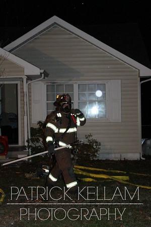 Hurst Street House Fire - East Ridge, TN