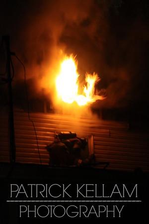 Shadowlawn Drive House Fire - East Ridge, TN