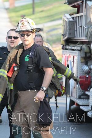 Cathy Lane House Fire - East Ridge, TN