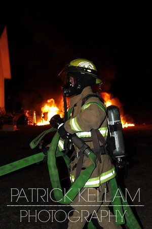 East Brainerd Road Car Fire - Hamilton County, TN