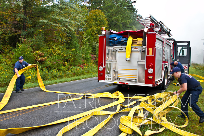 Keith Road House Fire - Catoosa County, GA