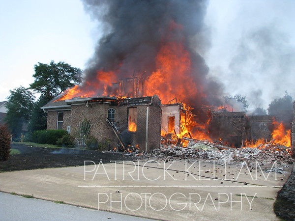 Players Court House Fire - Harrison, TN