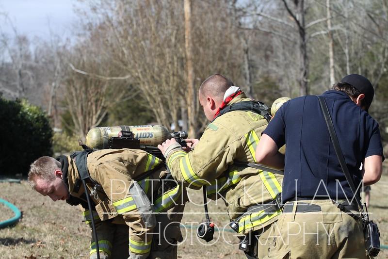 Sunrise Lane Apartment Fire - Catoosa County, GA