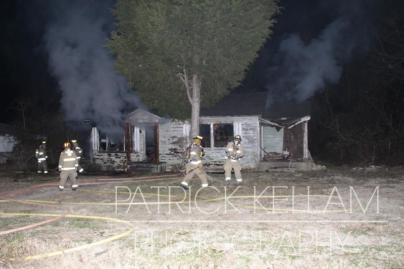 W. James Avenue House Fire - Walker County, GA