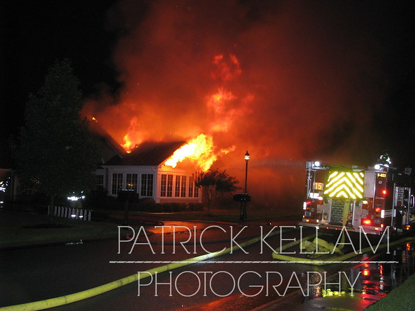 Baskette Way Multiple Residence Fire - Chattanooga, TN