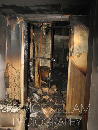 Highway 58 House Fire - Hamilton County, TN