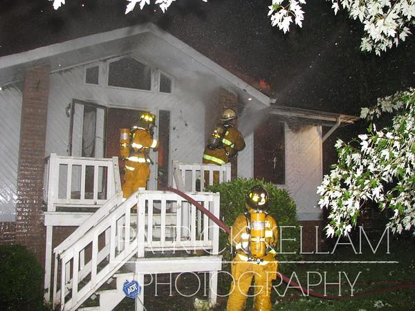 Savannah Estates Drive House Fire - Harrison, TN