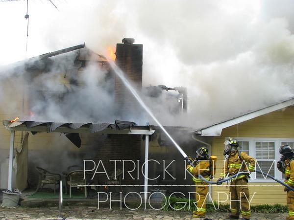 Shorecrest Drive House Fire - Harrison, TN