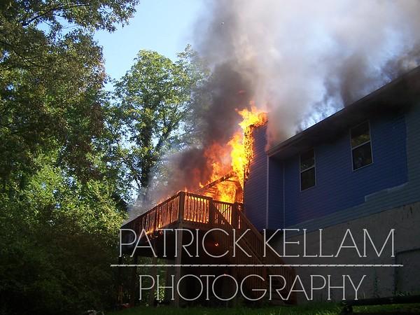 Glenaire Drive Fatal Fire - 2007