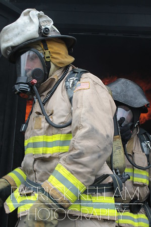 Industrial Emergency Services - Mississippi Fire Academy Live Burn Training