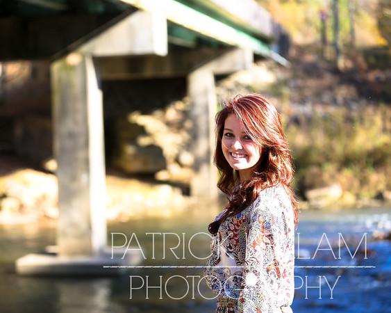 Erin Senior Portraits