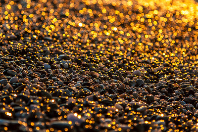 Glistening Pebbles