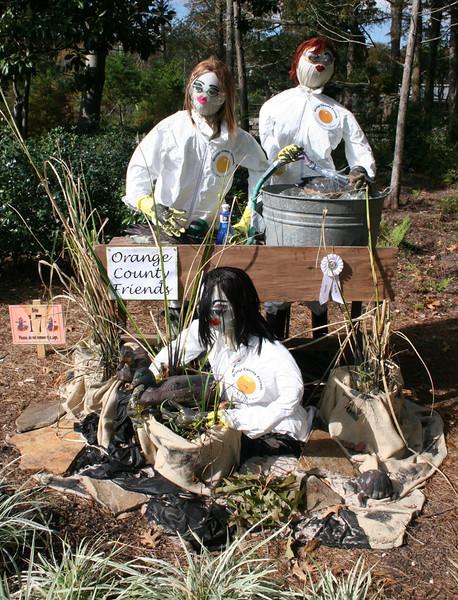 3rd place Organization - Orange County Friends