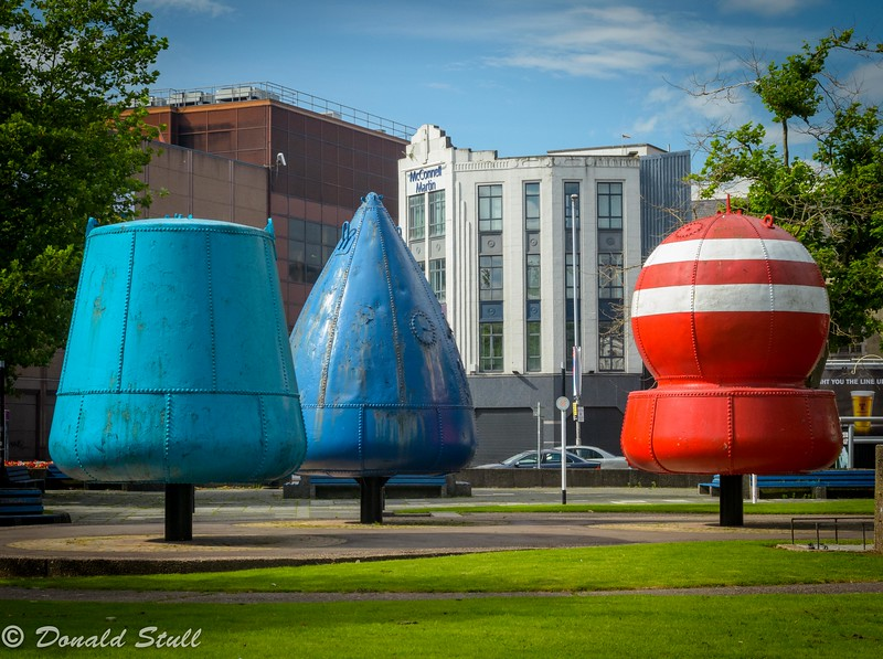 Bouys will be bouys.  Boys' Weekend, Belfast, 2012