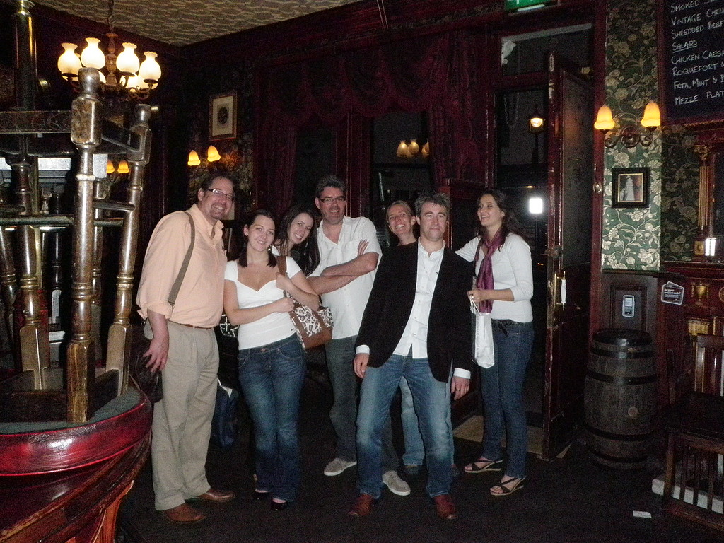 The Vic, London, 2010