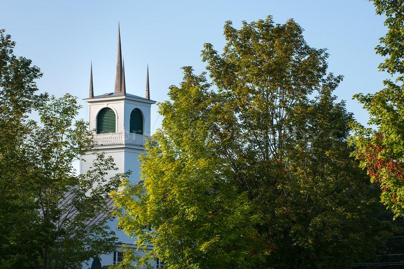 Historic District of Newbury, Vermont