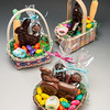 Easter Baskets, for Laughing Moon Chocolates