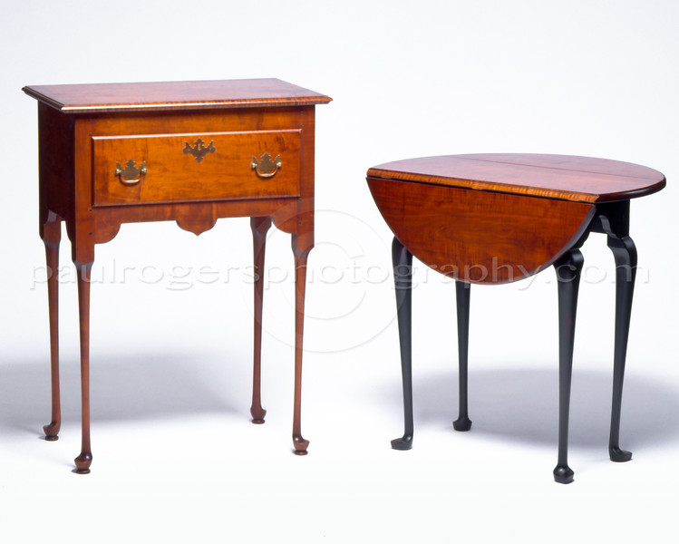 Reproduction Period Furniture, for Vermont Furniture Works