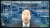 World Bank President David Malpass Montage (PBS)