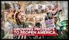 Protestors Montage (ABC)