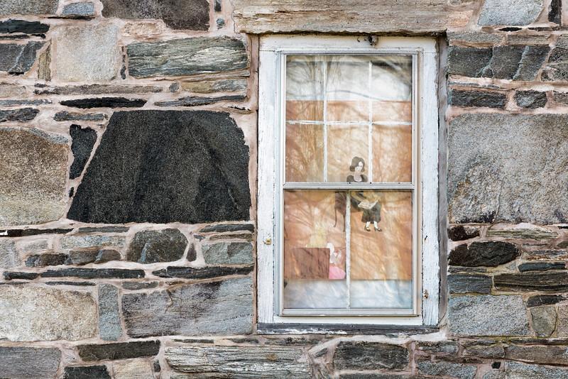 Window, South Reading, 2017