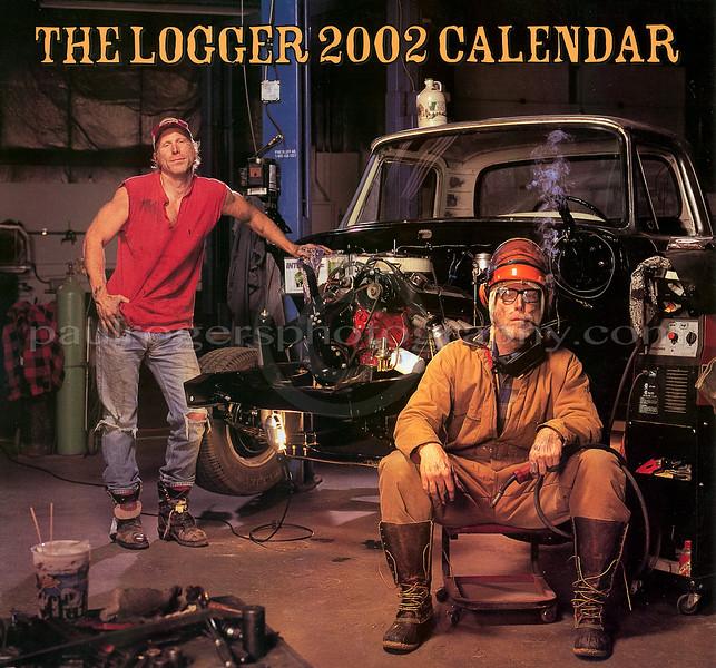 2002 calendar cover