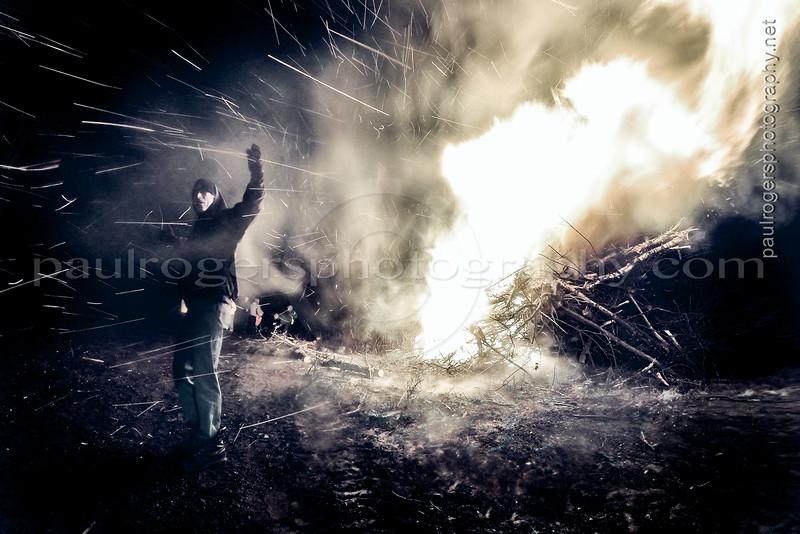 Bonfire, Elmore