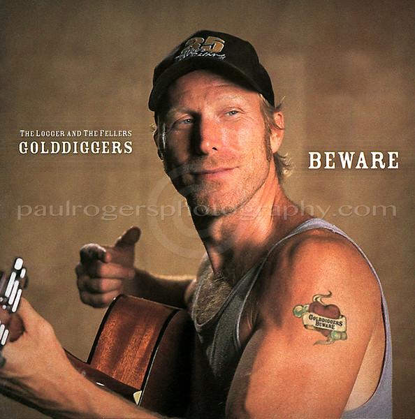 Golddiggers Beware album cover