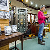 """Rusty reads from """"Scrawlins Too"""" at Galaxy Bookshop, Hardwick (for Stick Season Project)"""