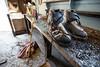 Abandoned Ski Boots, Marlboro, 2015