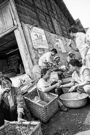 Street Photography China 1997