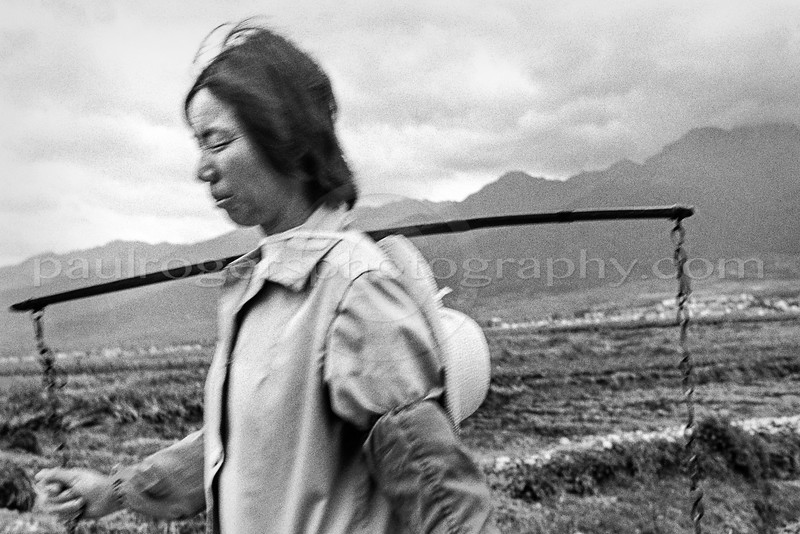 China, 1997. Rollei 35 camera
