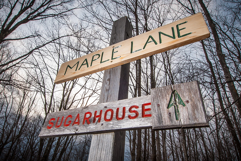 Trapp's Sugarhouse, Stowe, VT