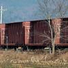 Railcars, Ryegate, 2010