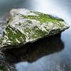 Rocks in Streeter Brook, Belvedere Junction, 2008