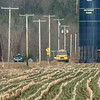 Farm and Utility Poles, Ryegate