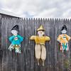 Fence Ornaments, Johnson, 2014