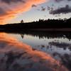 Sunset Lake, Brookfield, 2014