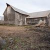 Barn and Cattle Pen, Randolph Center, 2014