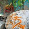 Graffiti, Mount Tabor, 2014